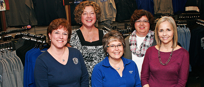 Etown College Store Staff