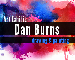 Dan Burns Drawing and Painting