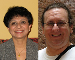 Mahua Bhattacharya and Jeffrey Long