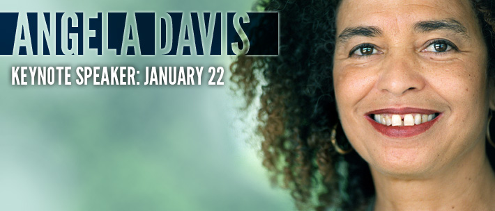 Angela Davis - MLK Celebration