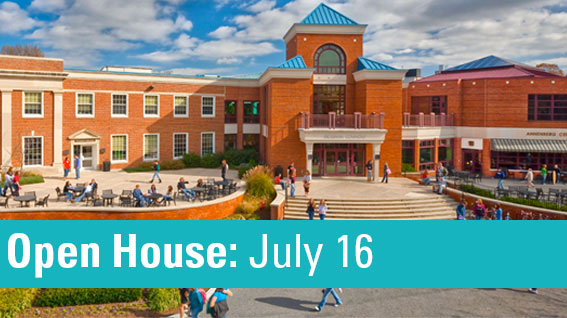 July Open House
