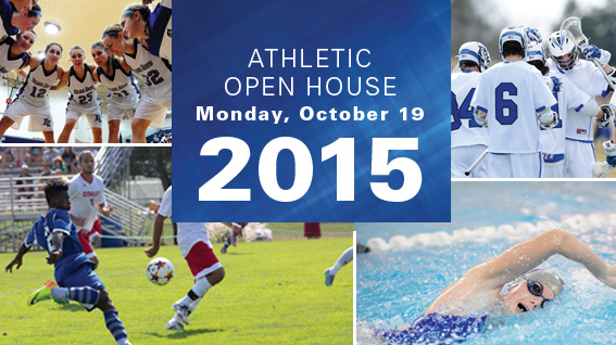 Athletic Open House