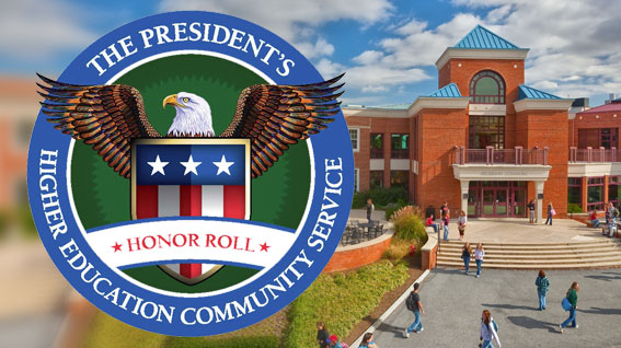 Elizabethtown College has been named to the President's Higher Education Community Service Honor Roll since 2006 and from 2013-15 with Distinction