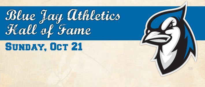 Blue Jay Athletics Hall of Fame Luncheon and Awards Ceremony
