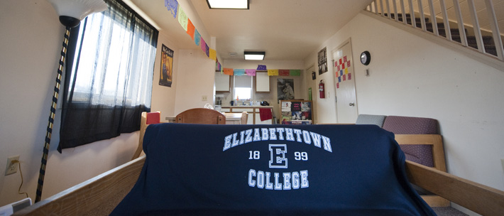 Residence Life at Elizabethtown College